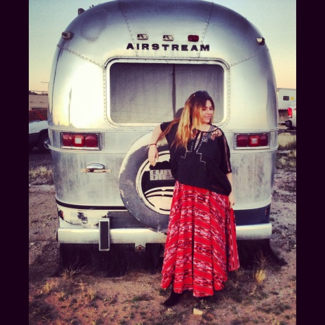 Vintage by Misty Boutique on Wheels
