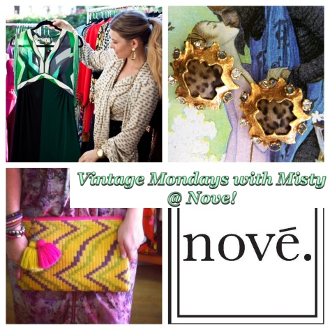 Vintage Mondays with Vintage by Misty